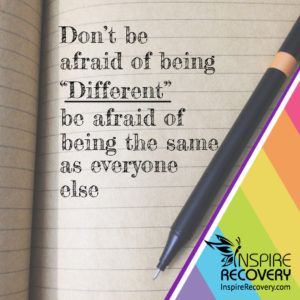 Inspire Recovery journal writing exercises are apart of Mindfulness and Cognitive-Behavioral Therapies included in our LGBTQ addiction rehab program.