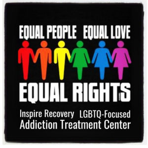 Inspire Recovery LGBTQ News, Equal Love Equal Rights