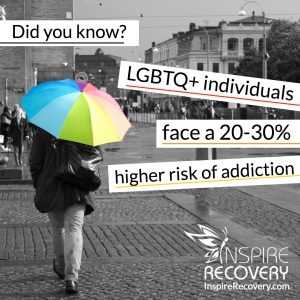 Affirming Care for LGBTQ Community at Inspire Recovery