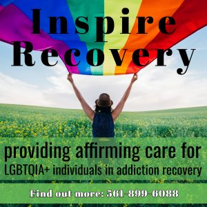 LGBTQIA+ Affirming Addiction Treatment at Inspire Recovery Florida