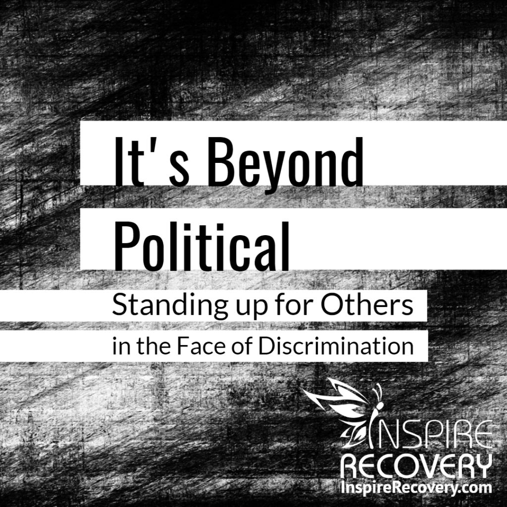Beyond Political Inspire Recovery LGBT News
