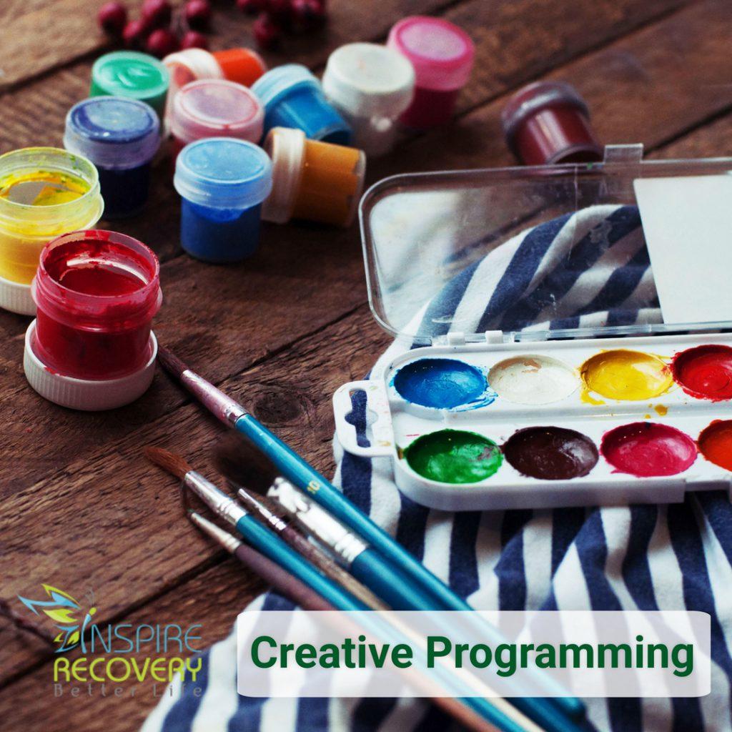 Creative Programing at LGBTQ-focused Treatment Center