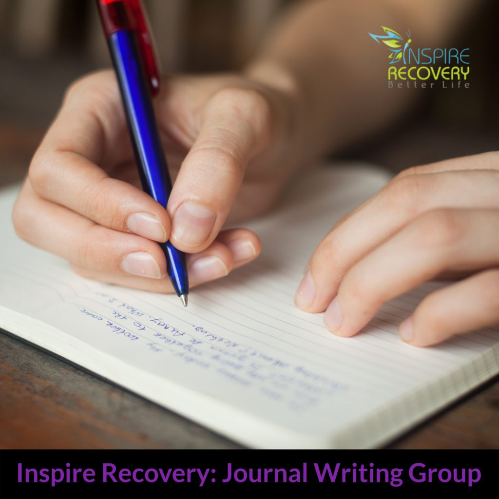 Inspire Recovery Journal Writing LGBTQ Rehab