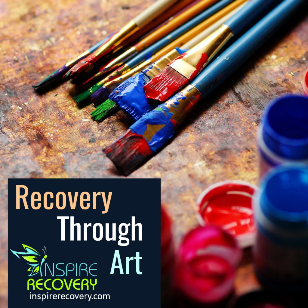 Recovery Through Art Inspire Recovery