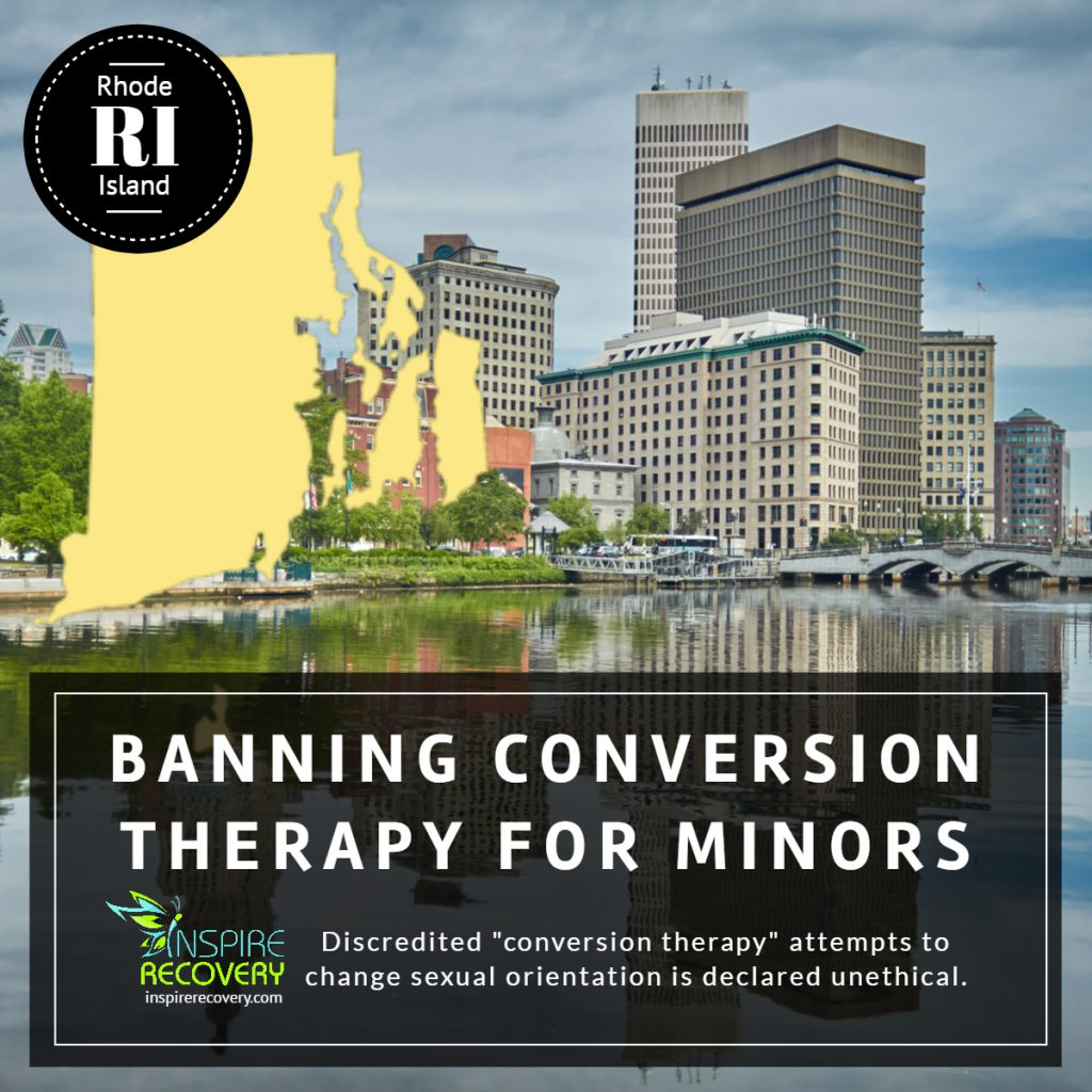 banning conversion therapy minors rhode island inspire recovery