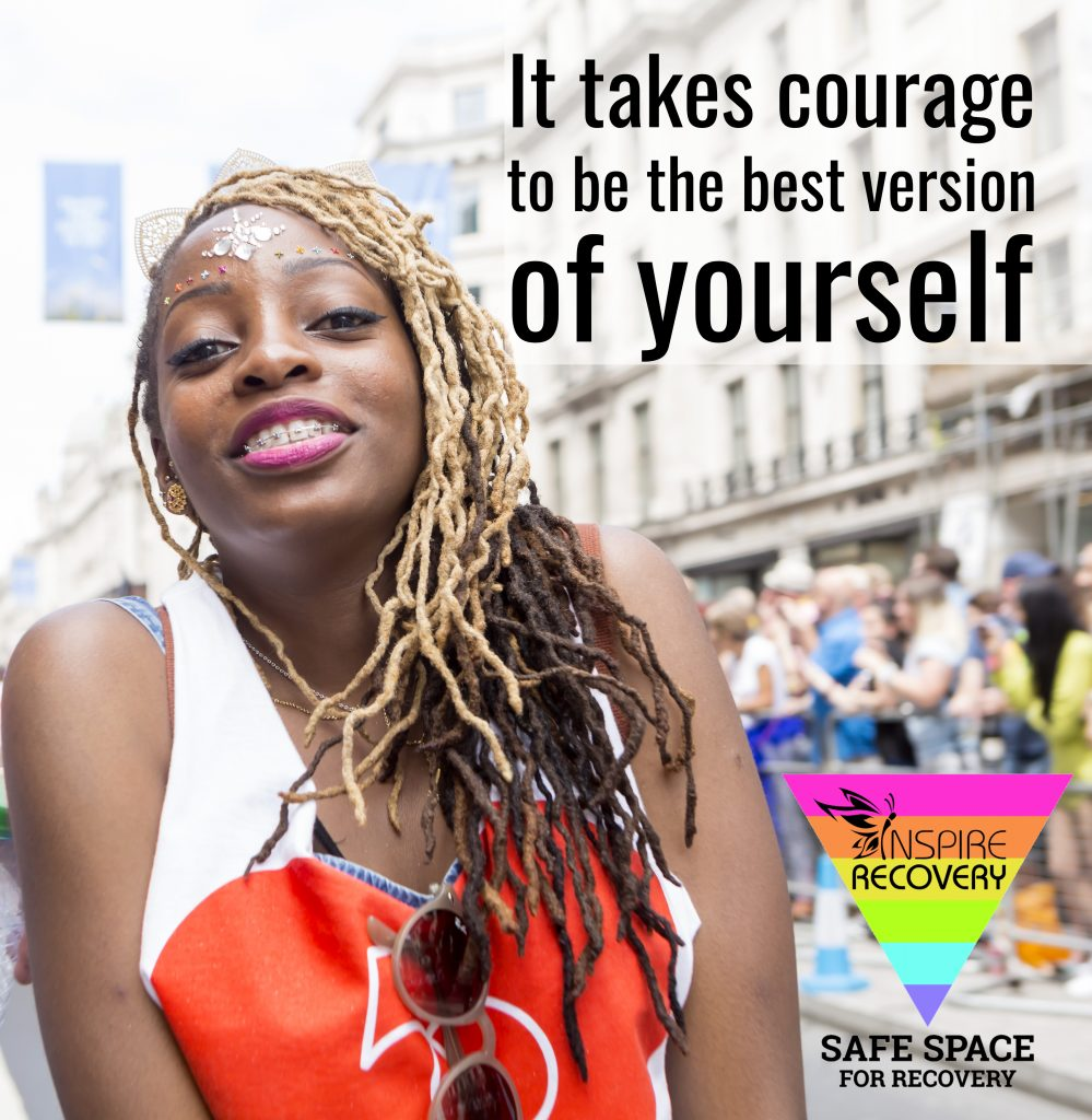 LGBT Pride Inspire Recovery LGBTQ Addiction Recovery Safe Space