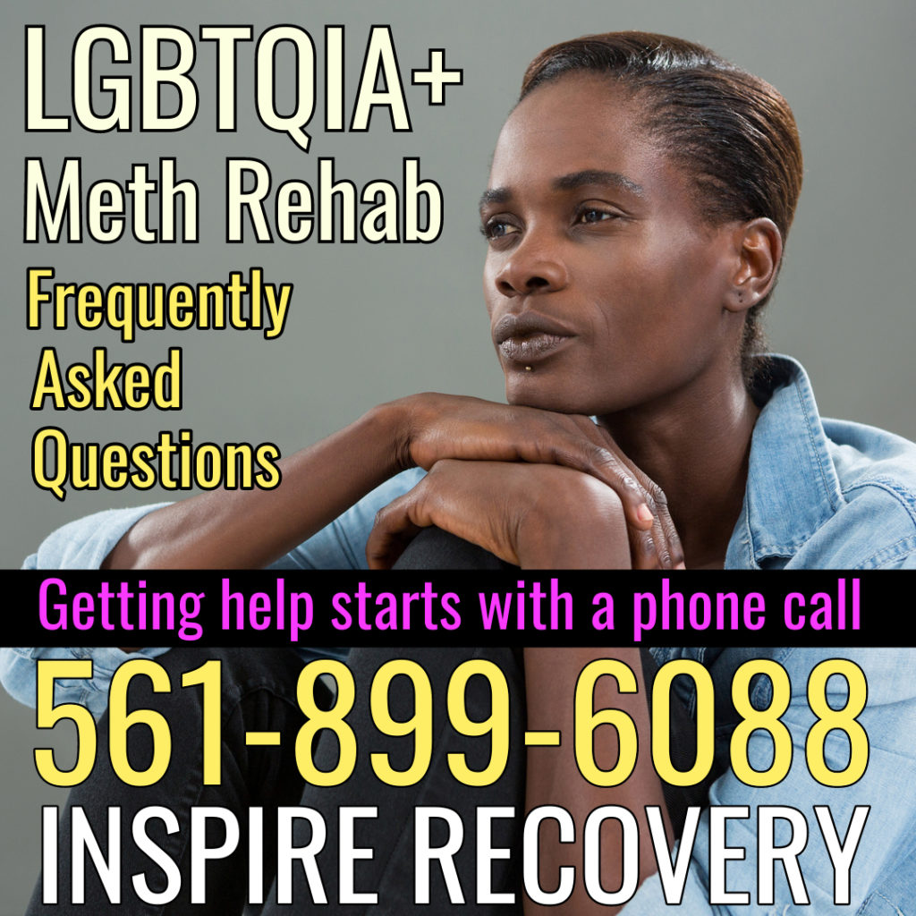 Inspire Recovery LGBT meth rehab frequently asked questions