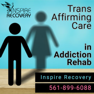 Inspire Recovery Trans Affirming Care in Addiction Treatment