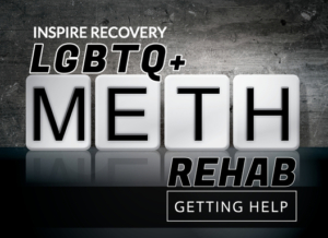 Inspire Recovery LGBTQ Meth Rehab Getting Help
