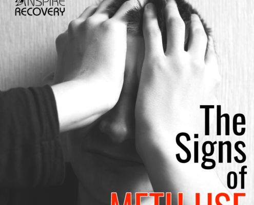 Signs of Meth Use