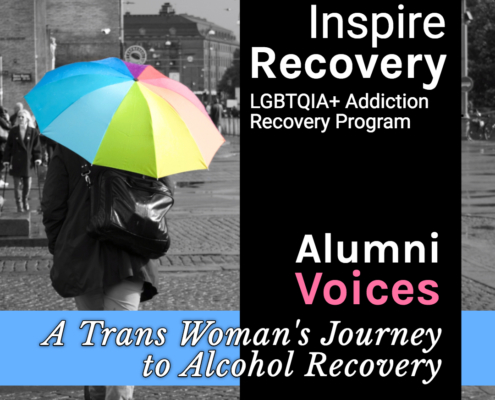 A Trans Woman's Journey to Alcohol Recovery