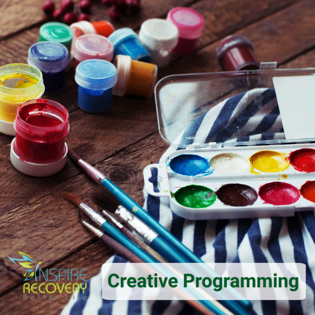Creative Programming at LGBTQ Focused Treatment Center