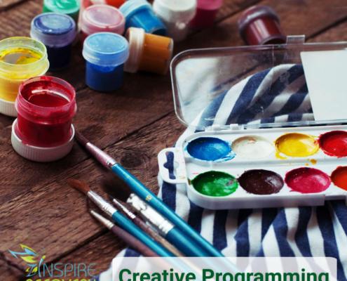 Creative Programming at LGBTQ Focused Treatment Center