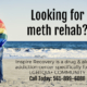 Meth Addiction Rehab