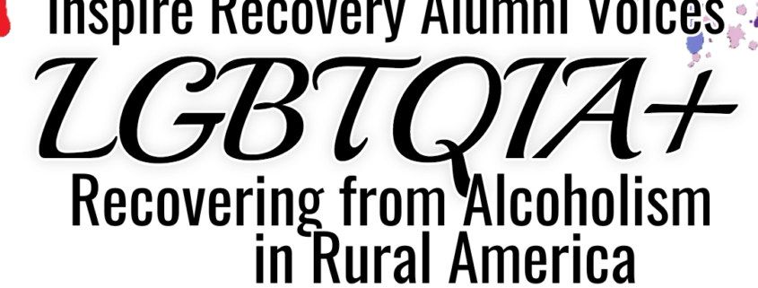 How do LGBT Alcoholics Work on Recovery in Rural Areas?