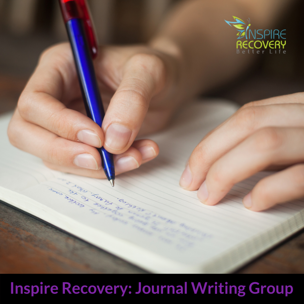 Inspire Recovery Journal Writing Group