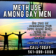 Meth Use Among Gay Men