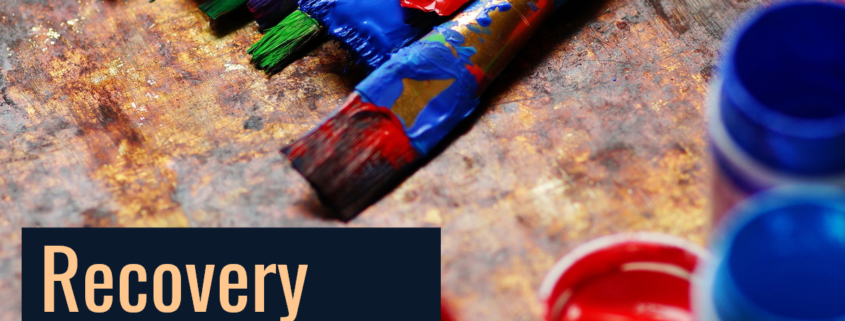 Recovery through Art Therapy