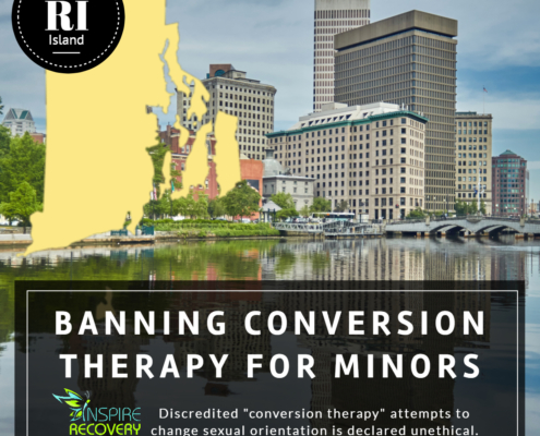BANNING CONVERSION THERAPY FOR MINORS