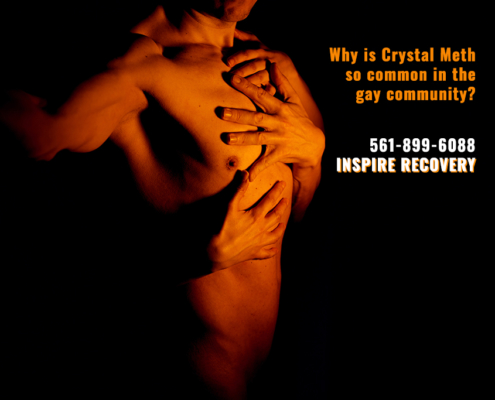 Why is Crystal Meth So Common in the Gay Community