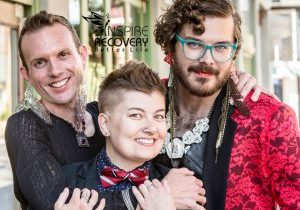 rehab gender queer inspire recovery